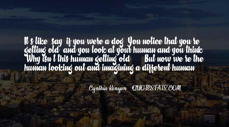 Dog And Human Quotes #1082835