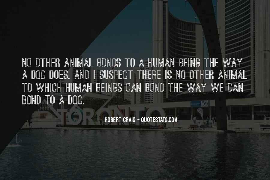 Dog And Human Quotes #1138721