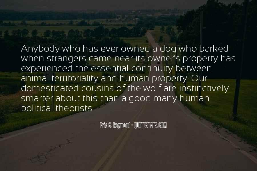 Dog And Human Quotes #1640053