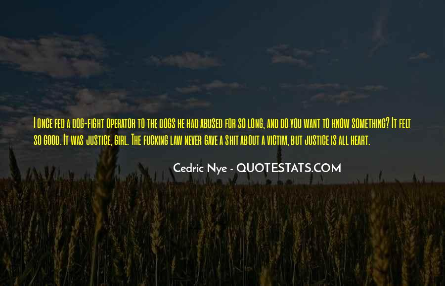 Dog Fighter Quotes #1031673
