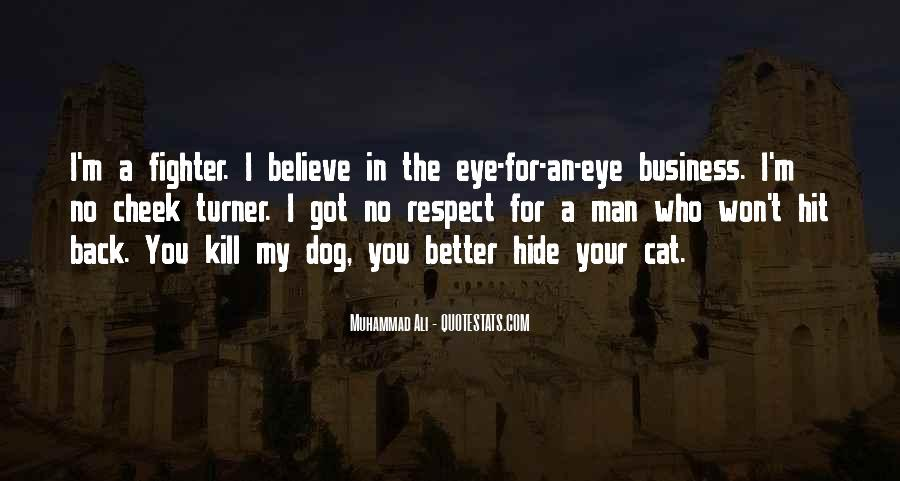 Dog Fighter Quotes #651024