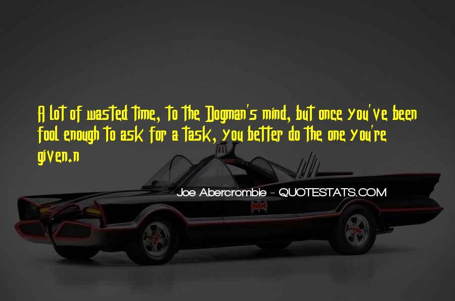 Dogman Quotes #1516351