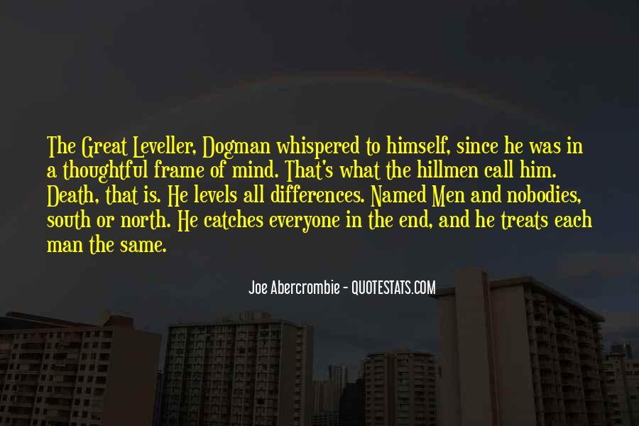 Dogman Quotes #1861071