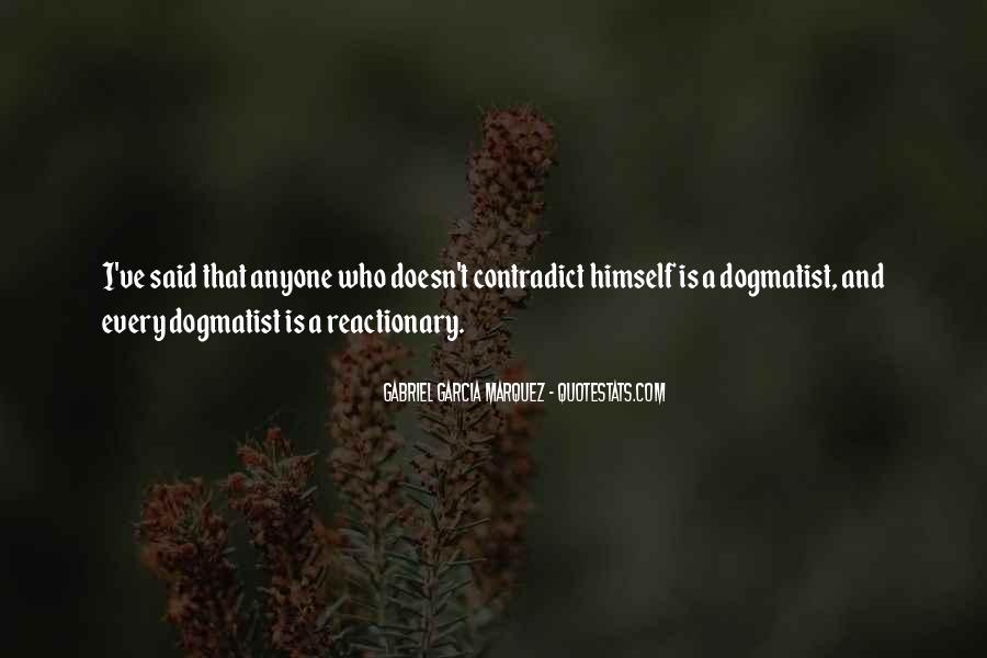 Dogmatist Quotes #92902