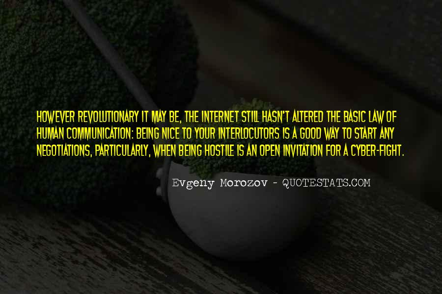 Quotes About Internet Being Good #235653