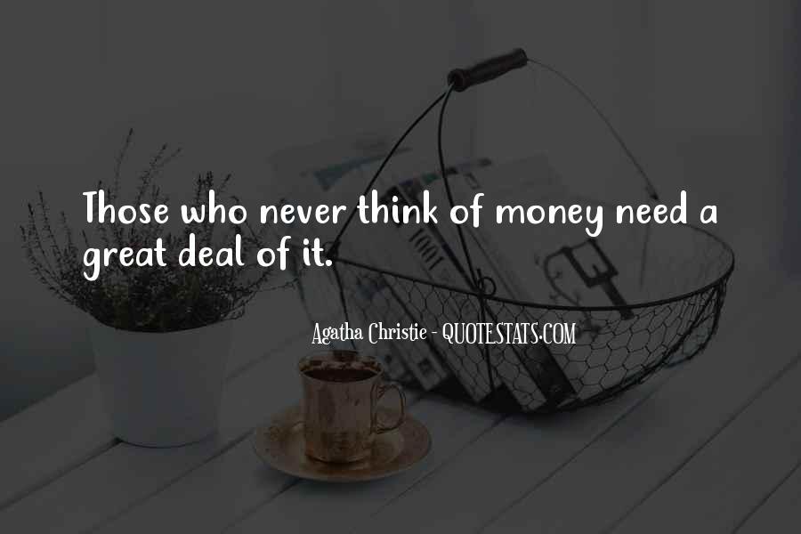 Doing Deals Quotes #25722