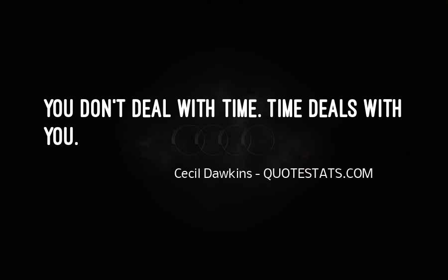 Doing Deals Quotes #4266