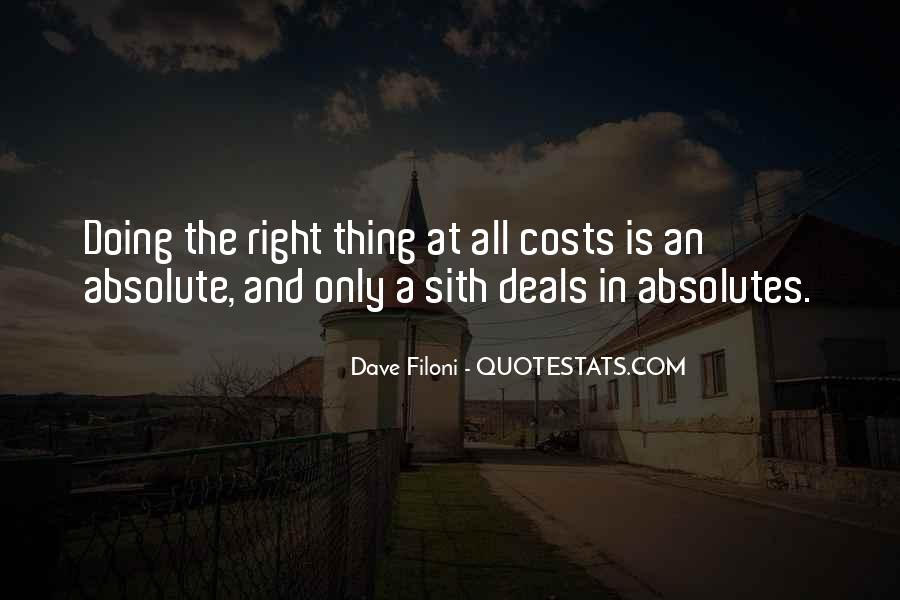 Doing Deals Quotes #636558