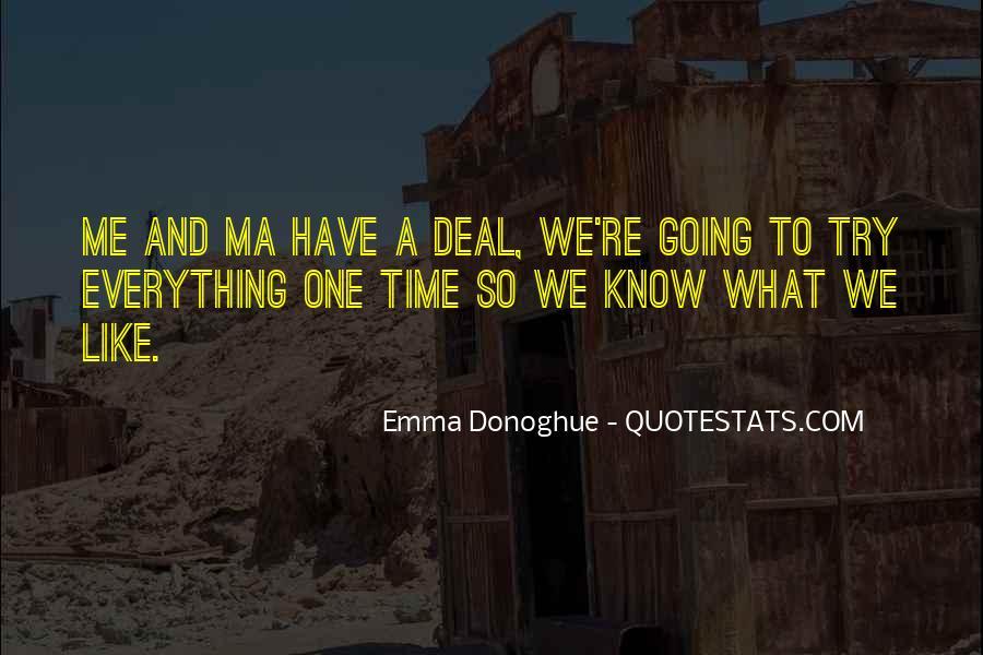 Doing Deals Quotes #70543