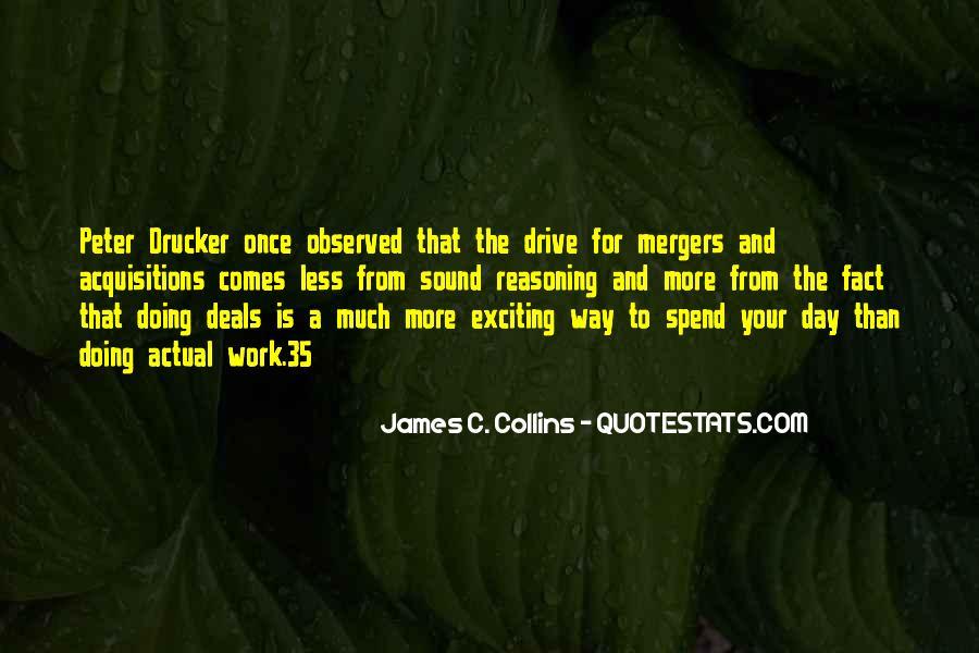 Doing Deals Quotes #740563