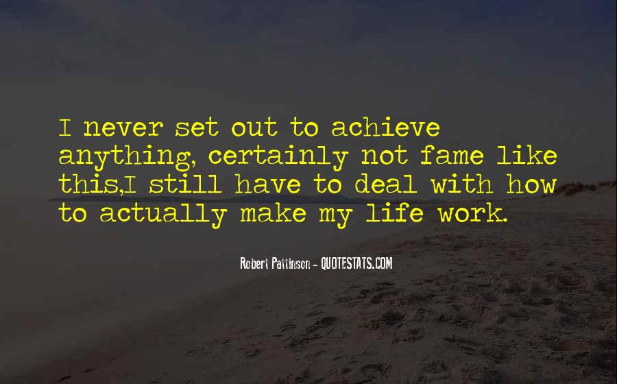 Doing Deals Quotes #82801