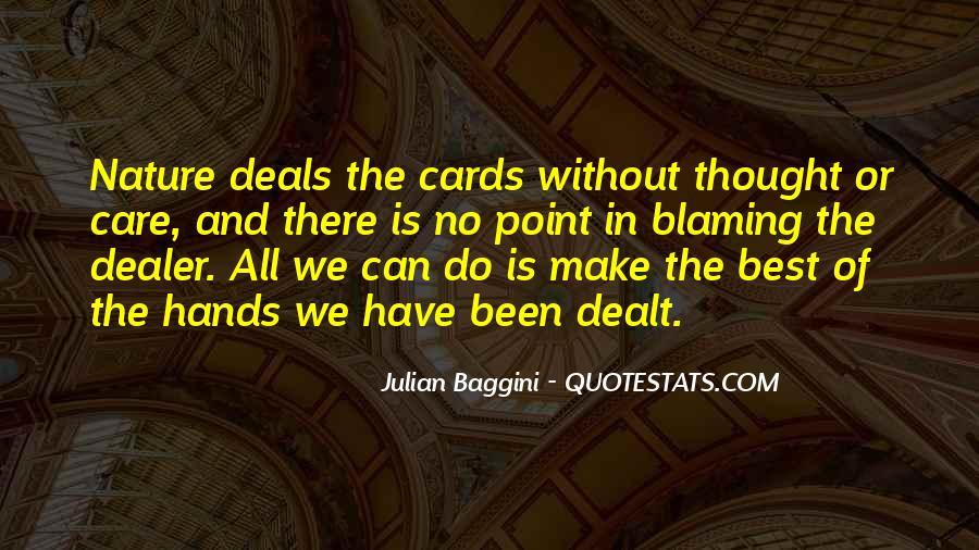 Doing Deals Quotes #96745