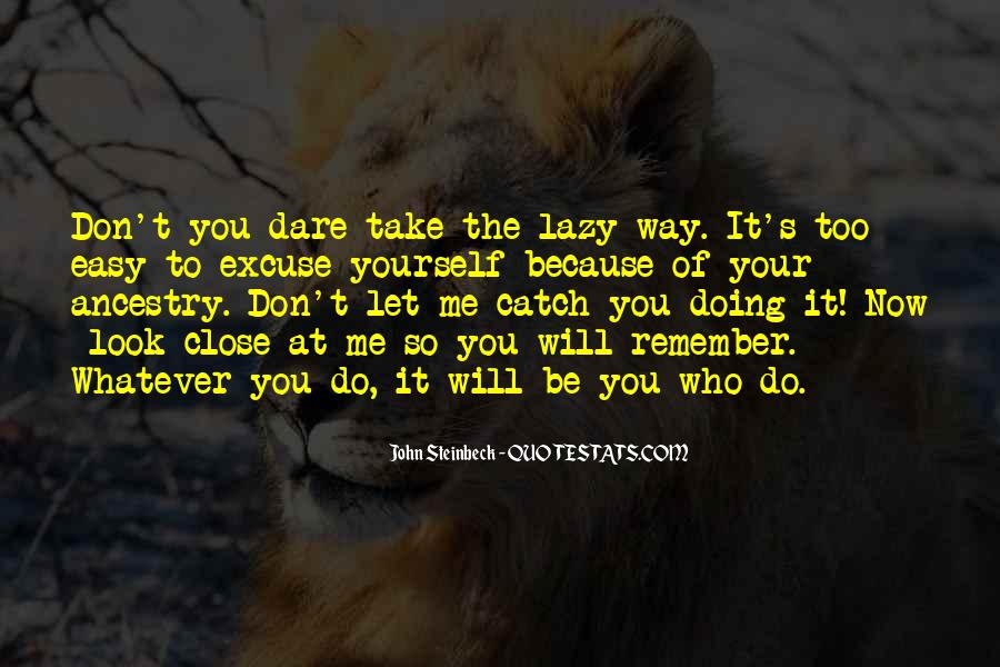 Doing Me Now Quotes #54713