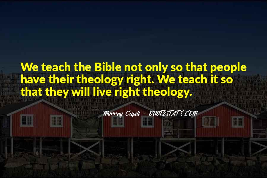 Doing What Is Right Bible Quotes #485908
