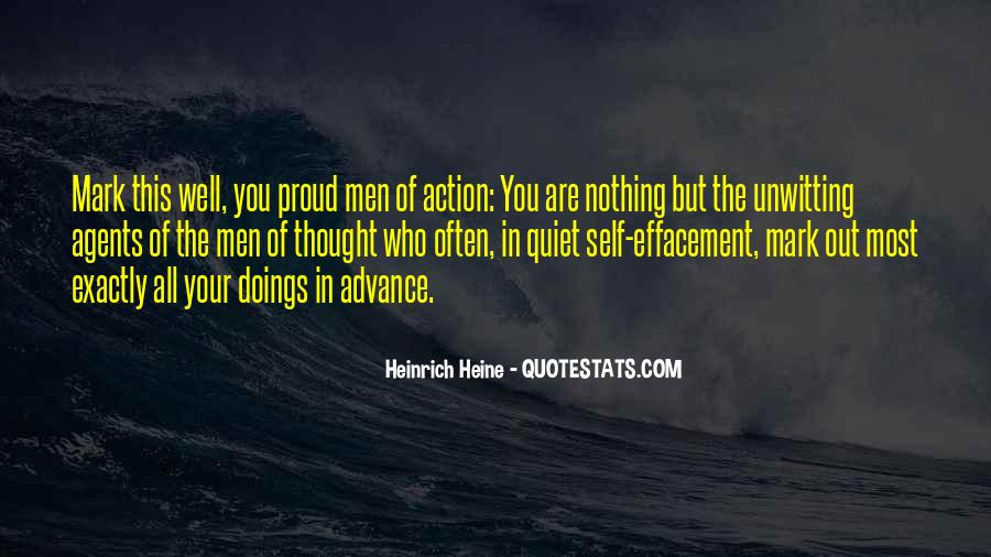Doings Quotes #1162380