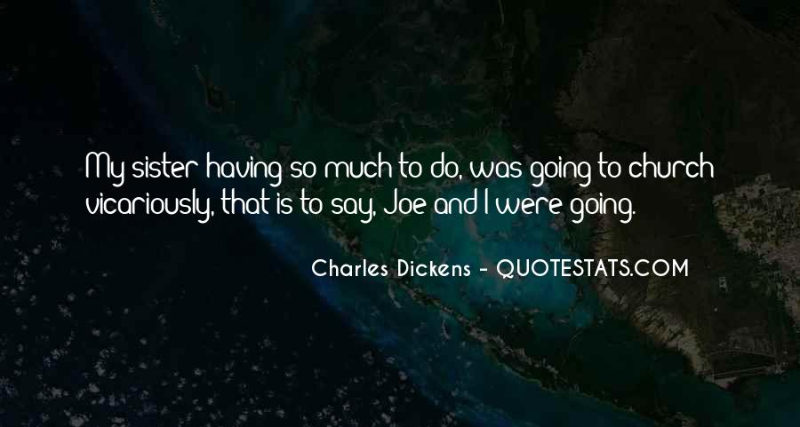 Doings Quotes #1249859