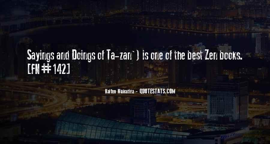 Doings Quotes #1297773