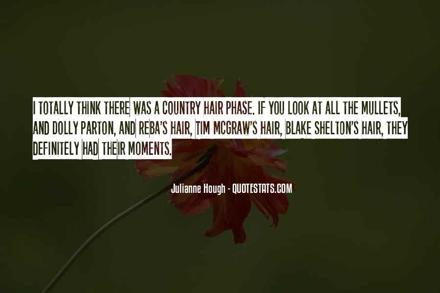 Dolly Parton Hair Quotes #1061286