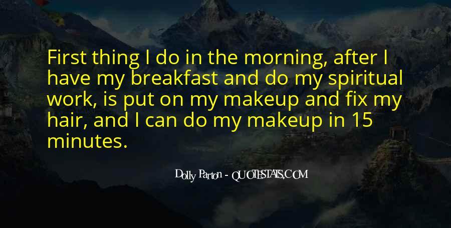 Dolly Parton Hair Quotes #215697