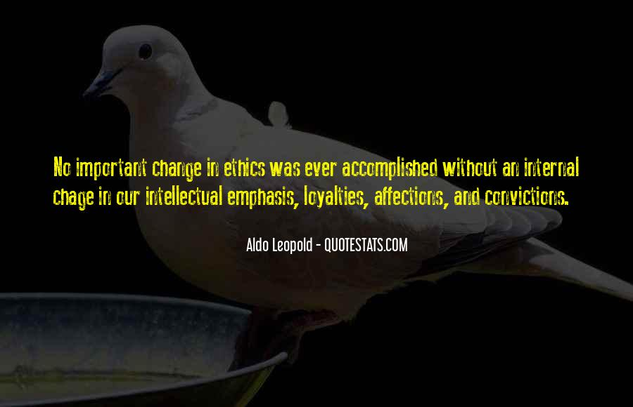 Quotes About Internal Change #1025191
