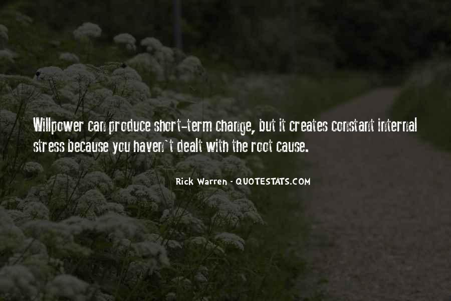 Quotes About Internal Change #1339562