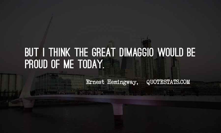 Dom Dimaggio Quotes #1073548