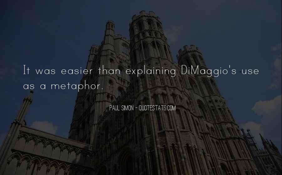 Dom Dimaggio Quotes #1178824