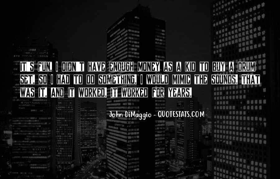 Dom Dimaggio Quotes #1776140