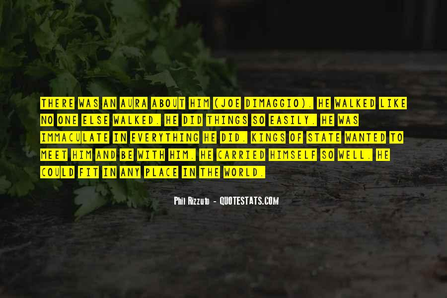Dom Dimaggio Quotes #523245