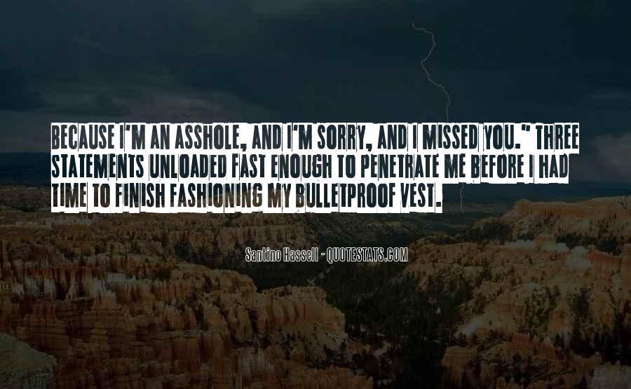 Quotes About Vest #1094590