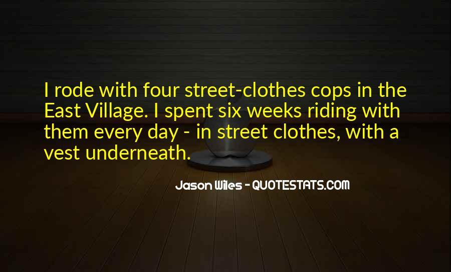 Quotes About Vest #1392099