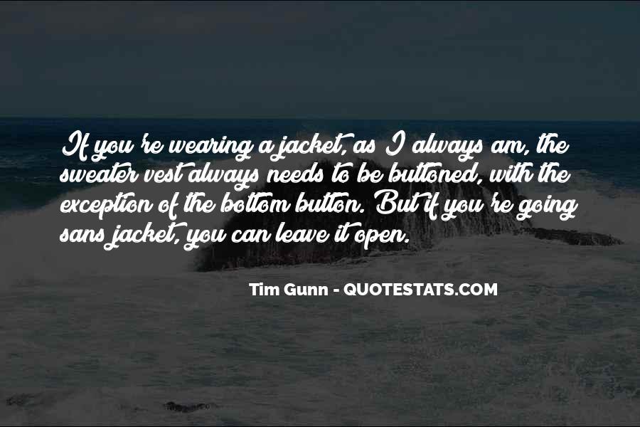 Quotes About Vest #212206