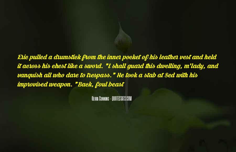Quotes About Vest #887397