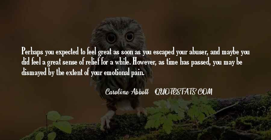 Domestic Violence Abuse Quotes #1767138