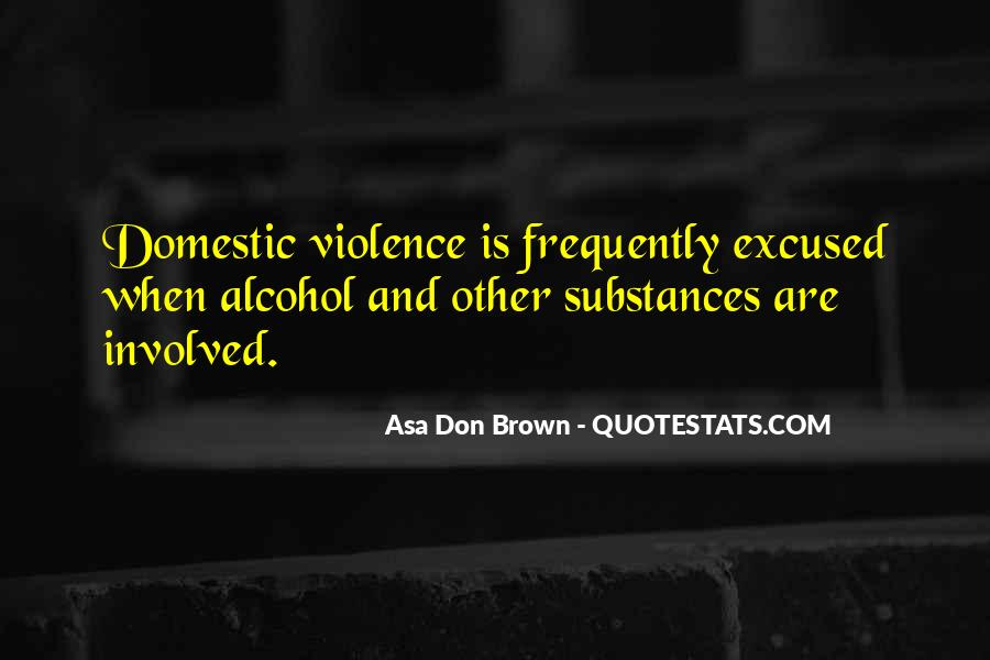 Domestic Violence Abuse Quotes #304293