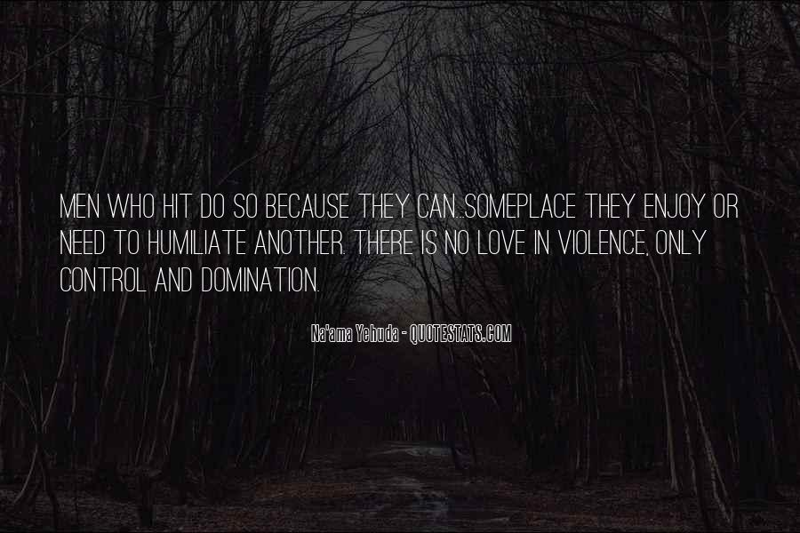 Domestic Violence Abuse Quotes #508312