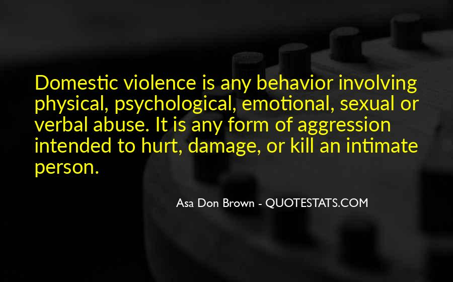 Domestic Violence Abuse Quotes #693463