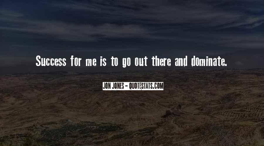 Dominate Quotes #104956