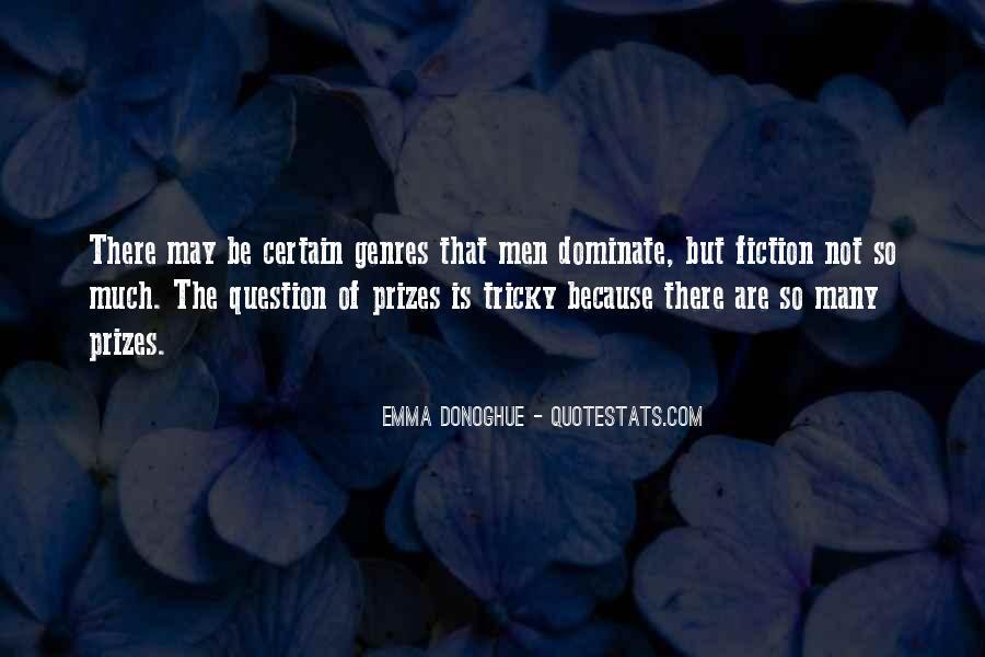 Dominate Quotes #110614
