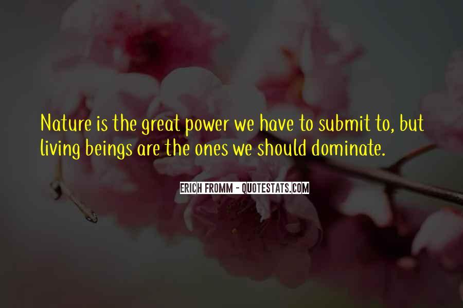 Dominate Quotes #204635