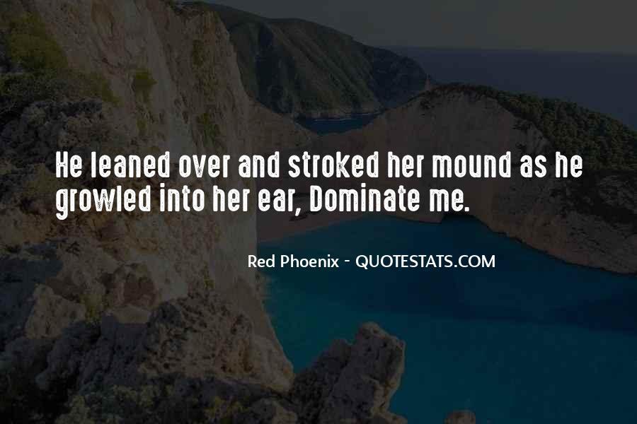 Dominate Quotes #33250