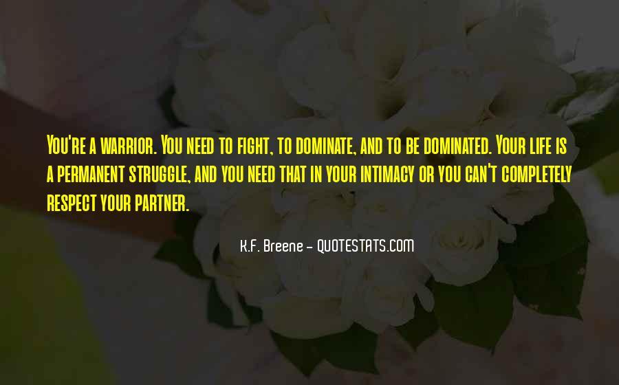 Dominate Quotes #403229