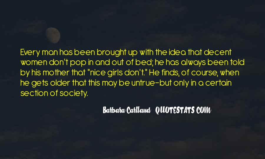 Don Be That Girl Quotes #1112104