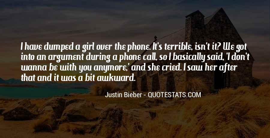 Don Be That Girl Quotes #942685