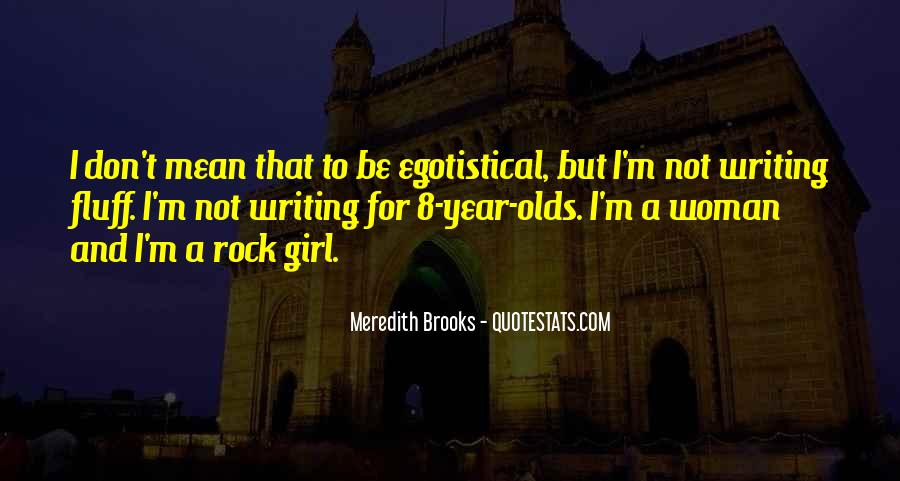 Don Be That Girl Quotes #970760