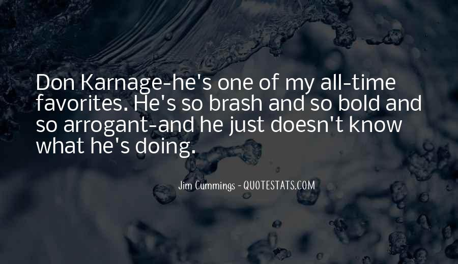 Don Karnage Quotes #517332