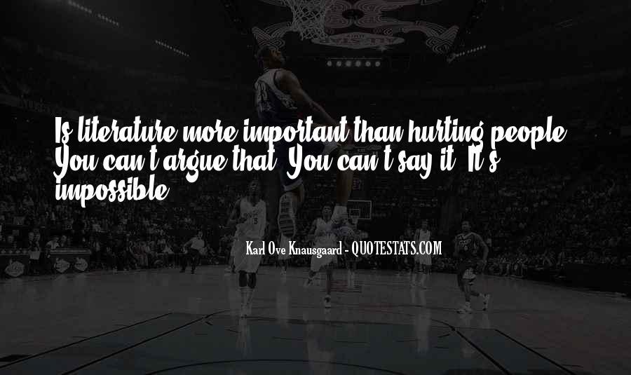 Don't Argue Quotes #109536