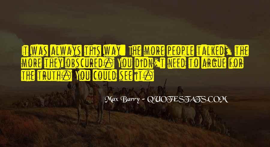 Don't Argue Quotes #12079