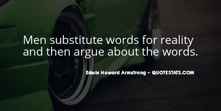 Don't Argue Quotes #122686