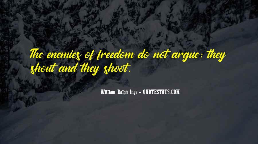 Don't Argue Quotes #124849